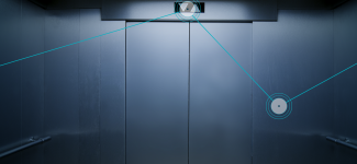 First monitorable light curtain launched by world leader in elevator solutions