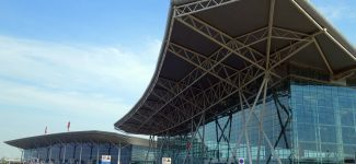Tianjin Airport, China