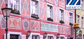 "Hôtel Ringhotel ""Zum Roten Bären"""