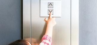 Seguridad infantil en ascensores