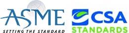 ASME-CSA-logos